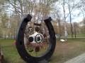 Символ мастерства в саду Миндовского