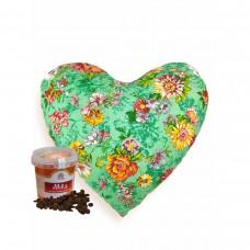 Подушка медово-прополисная (сердце)