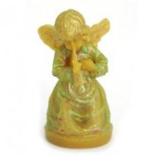 Ангел со свирелью (с рисунком)