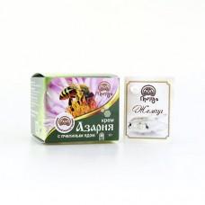 """Крем с пчелиным ядом """"Азария"""""""