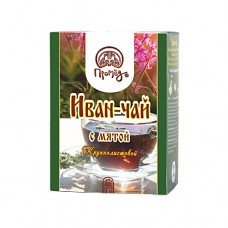 Иван-чай крупнолистовой ферментированный Копорский с мятой