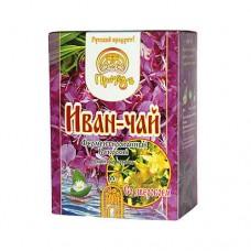 Иван-чай ферментированый  копорский со зверобоем 100 г