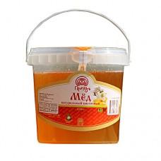 Мёд натуральный цветочный 1.2кг