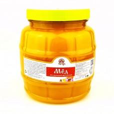 Мёд натуральный цветочный 4кг