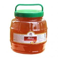 Мёд натуральный цветочный 3кг