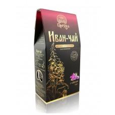 Иван-чай ферментированый  копорский с чабрецом 100г