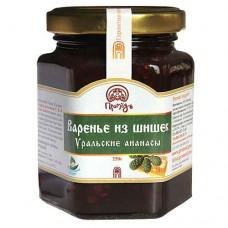 """Варенье из шишек """"Уральские ананасы"""""""
